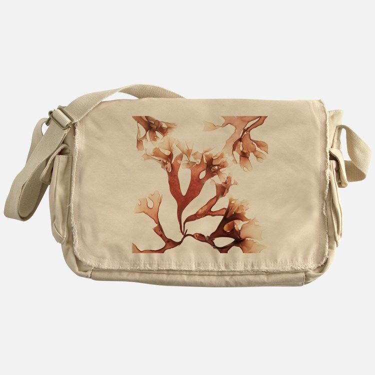 Irish moss seaweed - Messenger Bag