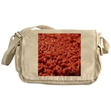 Minced beef - Messenger Bag