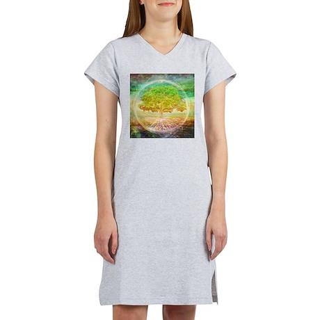 Attraction Women's Nightshirt