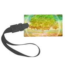 Attraction Luggage Tag