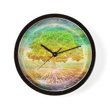 Attraction Wall Clock