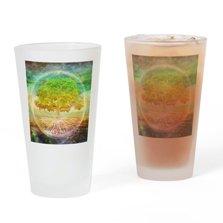 Attraction Drinking Glass