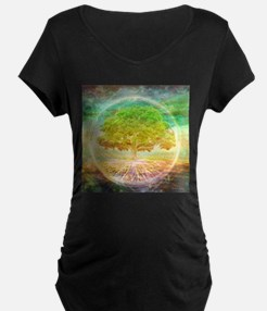 Attraction Maternity T-Shirt