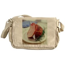 Sliced ham - Messenger Bag
