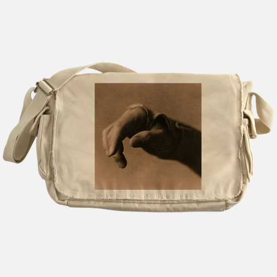 Repetitive strain injury - Messenger Bag