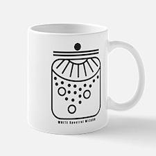 WHITE Spectral WIZARD Mug