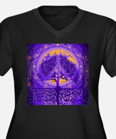 Tranquility Plus Size T-Shirt