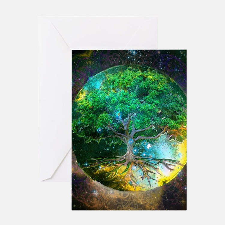 Health Healing Greeting Card