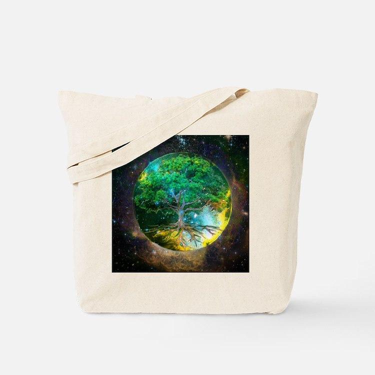 Health Healing Tote Bag