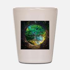 Health Healing Shot Glass
