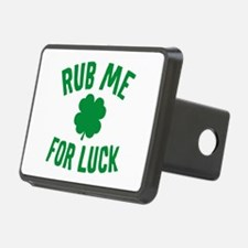 Rub Me For Luck Hitch Cover