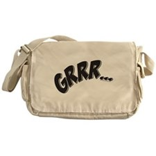 Grrr... Messenger Bag