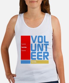 Volunteer Pride Women's Tank Top
