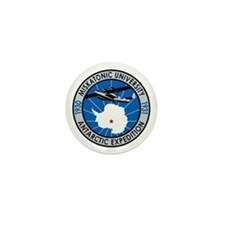 Miskatonic Antarctic Expedition - Mini Button