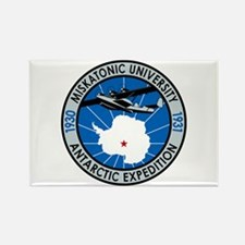 Miskatonic Antarctic Expedition - Rectangle Magnet
