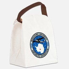 Miskatonic Antarctic Expedition - Canvas Lunch Bag