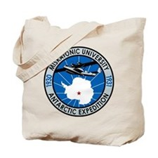 Miskatonic Antarctic Expedition - Tote Bag