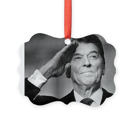 Ronald Reagan Ornament