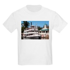 Paddle steamer, Florida,USA T-Shirt