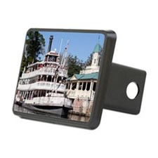 Paddle steamer, Florida,USA Hitch Cover