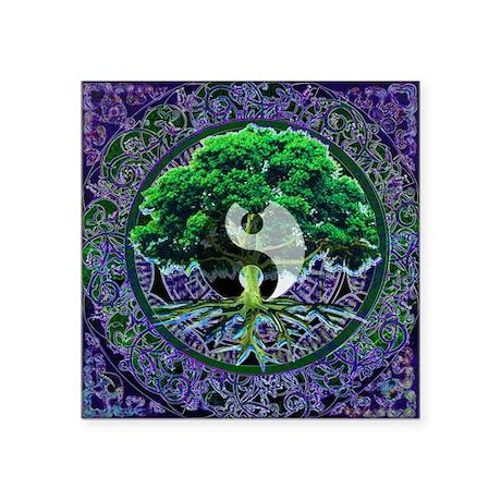 Tree of Life Balance Sticker