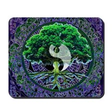 Tree of Life Balance Mousepad