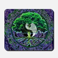Tree of Life Balance Mousepad