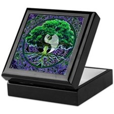 Tree of Life Balance Keepsake Box