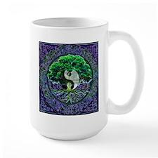 Tree of Life Balance Mug
