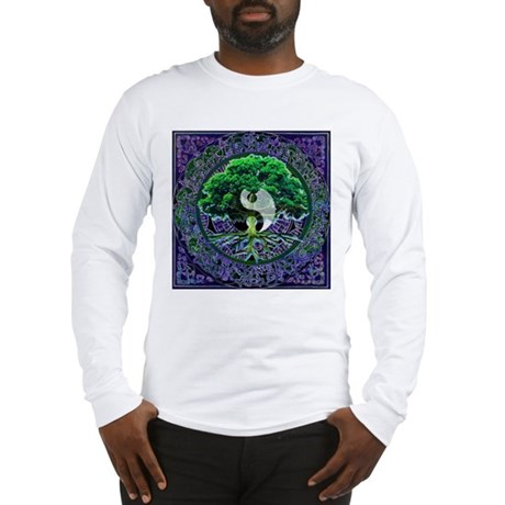 Tree of Life Balance Long Sleeve T-Shirt