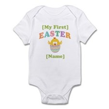 PERSONALIZE Baby's 1st Easter Infant Bodysuit