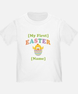PERSONALIZE Baby's 1st Easter T