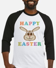 Happy Easter Bunny Baseball Jersey