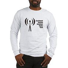 antenna clean Long Sleeve T-Shirt