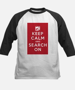 Keep Calm and Search On (Cave Rescue) Tee