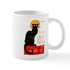 Tournee du Chat Steinlen Black Cat Mug