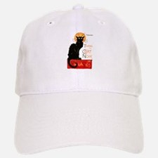 Tournee du Chat Steinlen Black Cat Baseball Baseball Baseball Cap