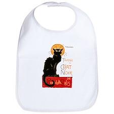 Tournee du Chat Steinlen Black Cat Bib