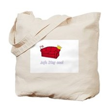 sofa king cool Tote Bag