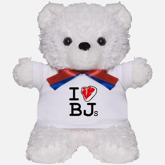 I Steak Blowjobs Teddy Bear