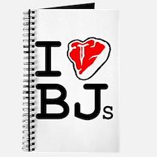 I Steak Blowjobs Journal