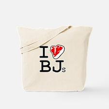 I Steak Blowjobs Tote Bag