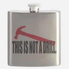 This is not a drill. Flask