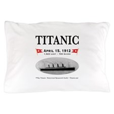Cute Rms titanic Pillow Case