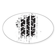 Tire Track Decal