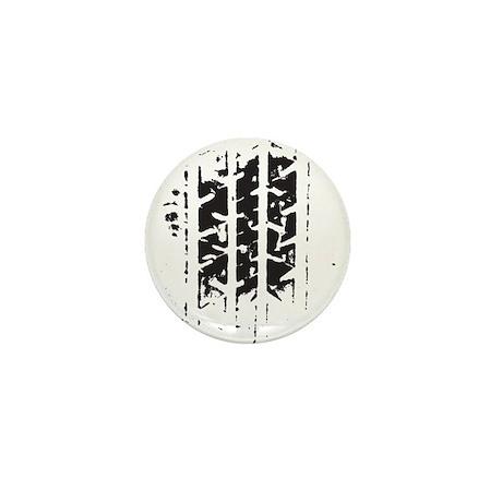 Tire Track Mini Button (10 pack)