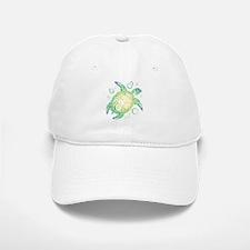 Sea Turtle Baseball Baseball Baseball Cap