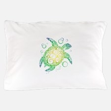 Sea Turtle Pillow Case