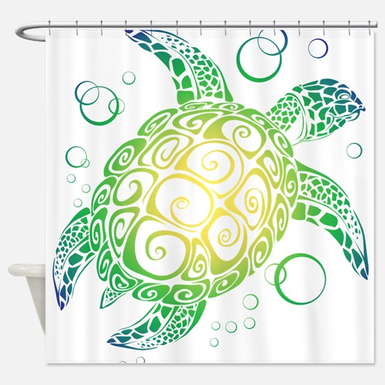 Turtle bathroom decor