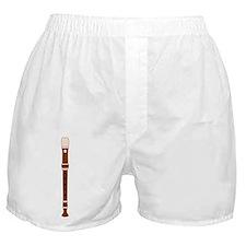 Recorder Boxer Shorts